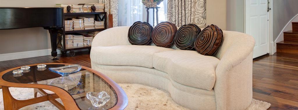 reupholstery sofa design in Sonoma