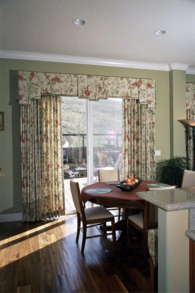 a custom window treatment in Fairfield ca